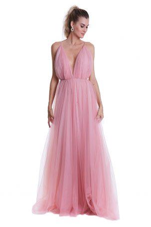 Vestido Atena Rosa