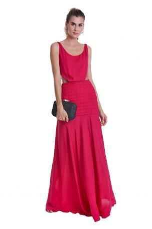 Vestido Laura Pink