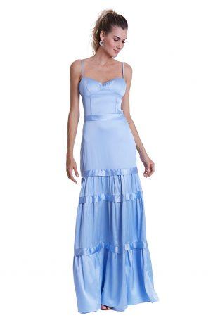 Vestido Tame Azul