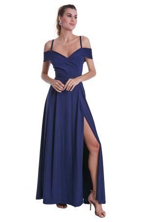 Vestido Mili Azul Marinho