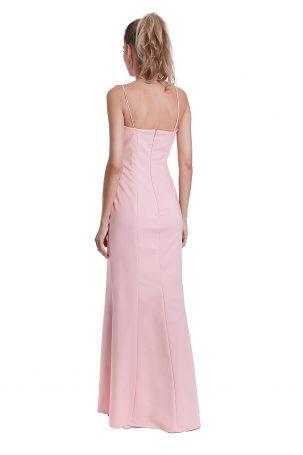 Vestido Nicole rosa